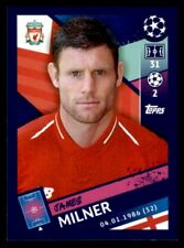 Topps Champions League 2018/19 - James Milner Liverpool FC No. 223