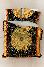Indian zodiac mandala duvet cover comforter cover hippie bohemian quilts cover