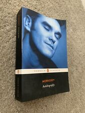 Why was Morrissey's Autobiography revised for the U.S ... |Morrissey Book