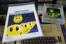 Atari 2600 7800 - OKIE DOKIE with manual - 1996 homebrew - Tested/Works