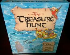 The Treasure Hunt, OmniMedia (PC & MAC) Vintage NISB