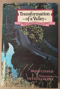 Transformation of a Valley: Derbyshire Derwent by Brian Cooper (Hardback, 1991)
