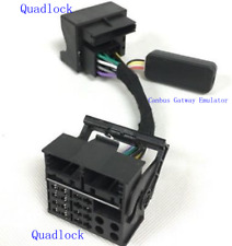 MFSW Quadlock Adapter For RCD330 on Jetta GTi Golf MK5 Fix Battery Drain Issue