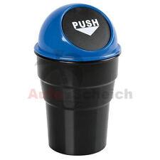 Mülleimer für Auto Bus LKW Transporter Halter Getränkehalter kein Aschenbecher