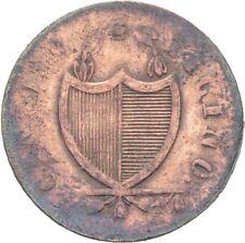 Schweiz Tessin Ticino 3 Soldi 1835 1,7 g Bronze  #TAT143