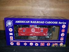 RMT REDY MADE TOY 1873  CABOOSE WESTERN MD. OPP MARKER LIGHTS  DIE CAST COUPLERS