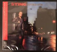"STING ""57TH & 9TH"" + ""Live In Bataclan 2016"" (RARE 2 CD)"