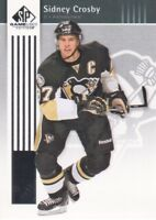2011-12 SP Game Used Hockey #76 Sidney Crosby Pittsburgh Penguins