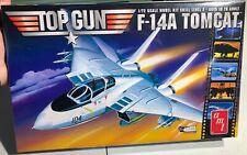 AMT Top Gun F-14A Tomcat 1/72 FS NEW Model Kit 'Sullys Hobbies'
