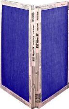 CASE OF 12 Flanders 20x20x1 Inch Spun Fiberglass Air Filters 10055.012020
