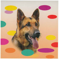 NEW German Shepherd Pet Dog Magnetic Notepad