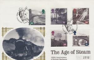 **  MERCURY SILK COVER 25TH ANN PRINCE OF WALES FIRST DAY COVER MARCH 1ST 1994**