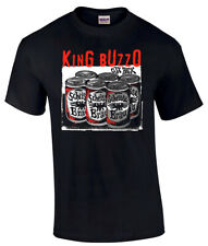 King Buzzo T Shirt By Thomas Hazelmyer. Limited to 500. Official, Melvins, Punk