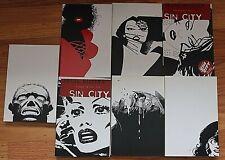 Sin City Graphic Novel Complete 7 Tpb Lot Frank Miller