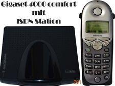 T- Sinus720 Komfort ISDN schnurlos Telefon mit Gigaset 4000 Comfort Mobilteil