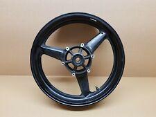 Yamaha XJR1300 Front wheel , Black , Straight ,Fits 2007 - 2014