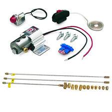 Universal Trans Am Corvette Front Brake Line Lock Roll Control w/ Intsall HURST