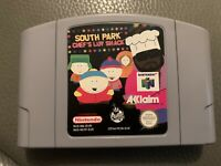 NINTENDO 64 SOUTH PARK CHEF'S LUV SHACK Game for N64 Console CARTRIDGE ONLY