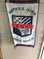 US Open-Pebble Beach-2000-Golf Towel