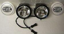 2 HELLA RALLYE 4000X 010186221 HALOGEN FOG/DRIVING LIGHTS ATV LAMPS POLARIS JEEP