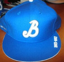 BROOKLYN ROYAL GIANTS NEGRO LEAGUE BASEBALL BLUE FITTED CAP HAT(7) NEW