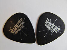 TWO PICKS - ONE Brian Setzer Orchestra Guitar & ONE Stray Cat's 04 Tour Pick