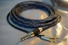 4' Ultimate Sennheiser HD700 Headphone Cable  Cardas & Furutech