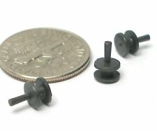 3 Aurora AFX Slot Car Chassis PLASTIC GUIDE PINS 8782 P