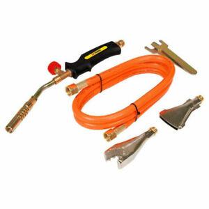 Blow Torch Soldering Hand Kit Gas Burner Iron