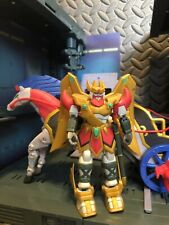 Bandai Gundam Zeus Gundam W/ Chariot Action Figure Msia Lot
