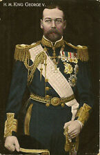 ROYALTY :  H.M.King George V - PHILCO