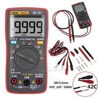 Digital Multimeter Multi Tester Voltmeter Volt Ammeter OHM AC DC LCD Back Light