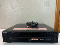 Sony DVP-NC615 5 Disc Changer DVD CD MP3 Carousel Player Audio & Video No Remote