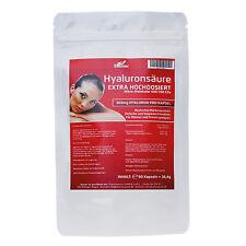 Hyaluronsäure Kapseln 90 Kapseln a 300mg Hyaluron - Gelenke Haut - Anti Aging