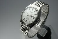 OH,Vintage 1969 JAPAN SEIKO LORD MATIC WEEKDATER 5606-7010 25Jewels Automatic.