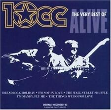 10CC Alive-The very best of [CD]