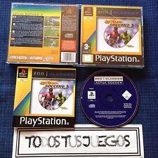 Actua Soccer 3 Playstation Play Station Psx BUENA CONDICION