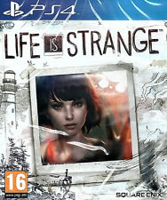 Life Is Strange PlayStation 4 Ps4 Game