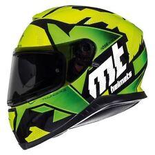 Caschi verde MT moto per la guida di veicoli