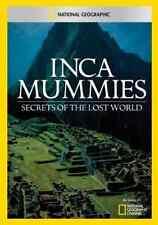 Inca Mummies: Secrets of the Lost World Dvd New