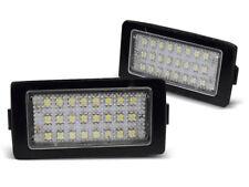 LED LUZ DE PLACA PRBM04 BMW E38 7 SERIES LED CANBUS