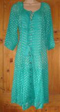 Monsoon Women's Polyester Calf Length Summer/Beach Dresses