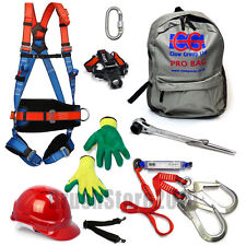 Elite Scaffolder's Fall Arrest Safety Harness Kit