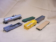 LOT 6 FREIGHT CARS HO 2475 PENNSYLVANIA 0860200 Therm Ice At&Sf 90806 AS-IS