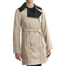 NEW Marc NY by Andrew Marc Cali Coat, Vintage Canvas, Beige, Size L , NWT $250