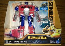 Transformers Bumblebee Movie Energon Igniters Nitro Series Optimus Prime HASBRO