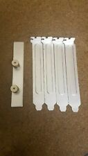 Apple Mac Pro A1289 (2009 to 2012) PCI Retention Bracket with 4 PCI Covers