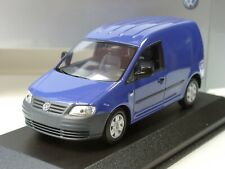 Minichamps VW CADDY 2005, blau - dealer model - 1:43