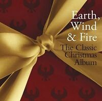 EARTH, WIND & FIRE The Classic Christmas Album CD BRAND NEW