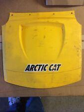 Yellow Arctic Cat Snow Flap P/N 4606-289